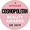 Cosmopolitan Beauty Awards UK 2019 Winner