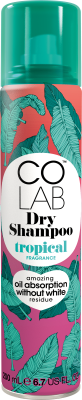 Tropical Dry Shampoo Can