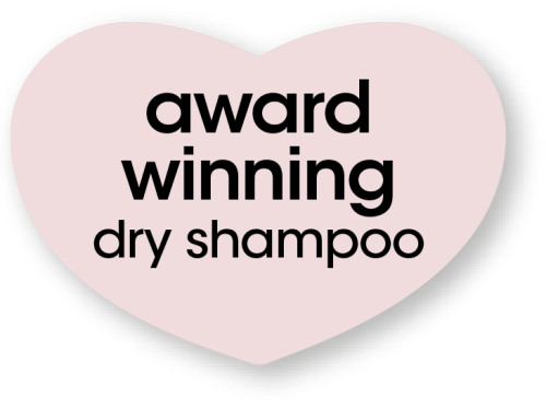award winning dry shampoo