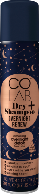 Overnight Renew Dry Shampoo Can