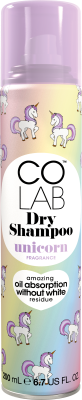 Unicorn COLAB Dry Shampoo can