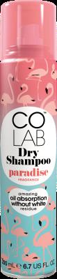 Paradise COLAB Dry Shampoo can